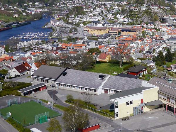 Husabø ungdomsskole