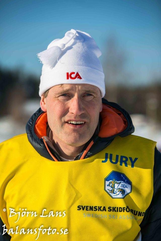 Tävlingsledaren Peter Rydesäter. FOTO: Björn Lans, balansfoto.se.
