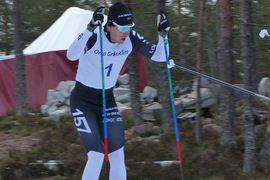 Anton Karlsson har drabbats av diskbråck och nu väntar rehab och eventuellt operation. FOTO: Johan Trygg/Längd.se.