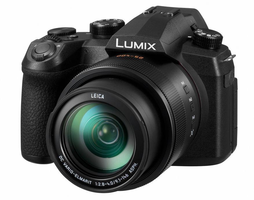 Lumix FZ1000 II er Panasonics nye superzoomkamera.