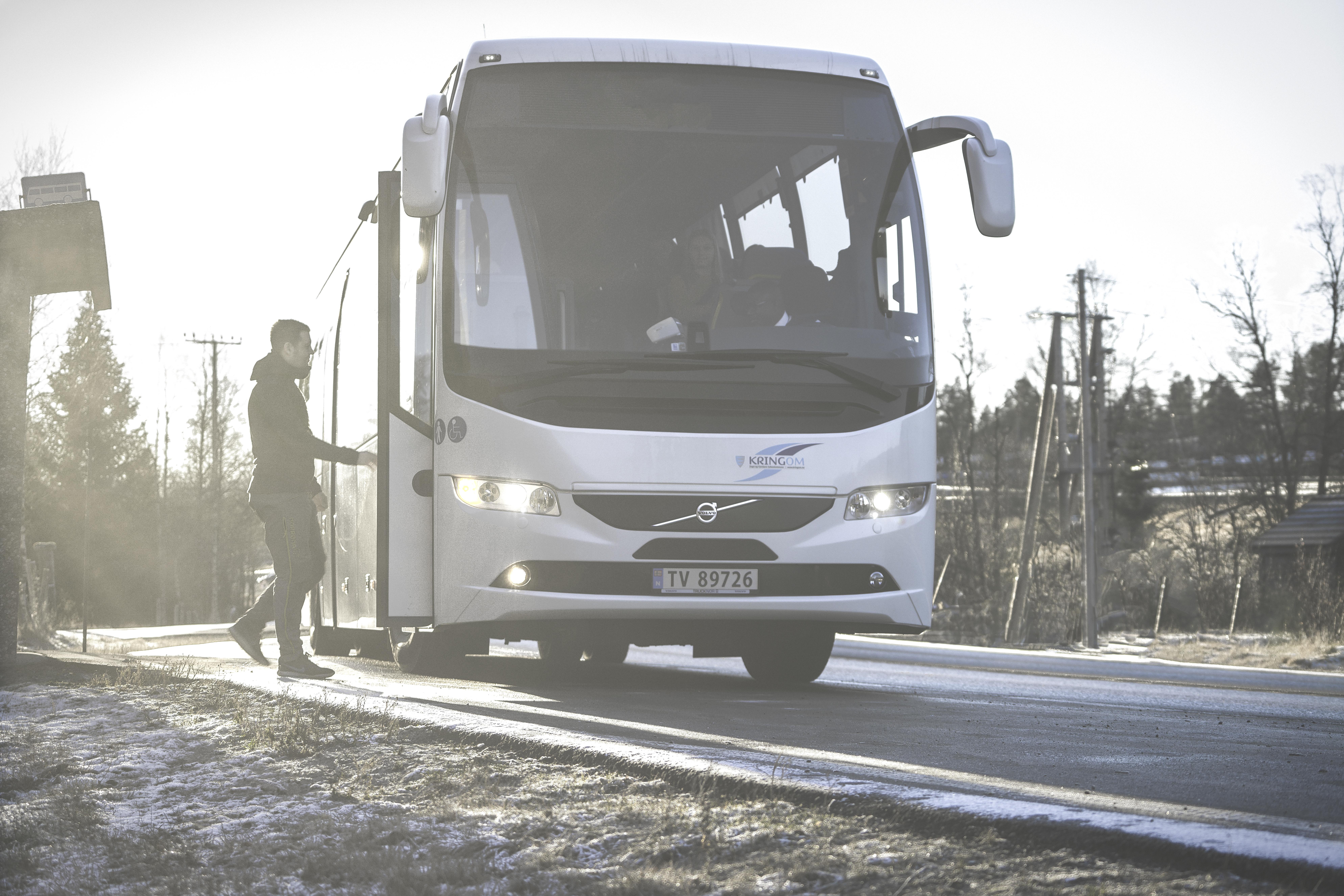 tide bussruter