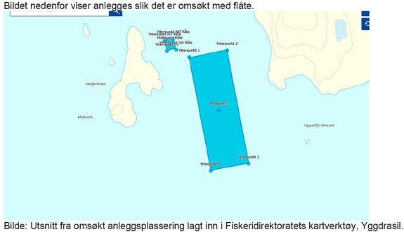 Lokalitet Kipparfjord