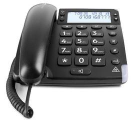 Modern fasttelefon