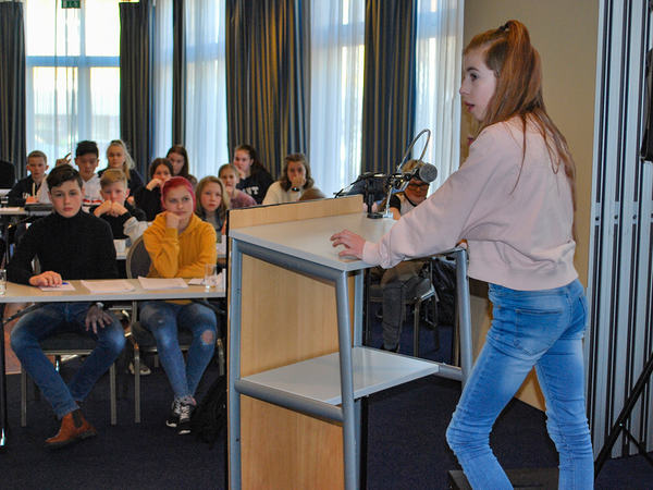 Barn og unges kommunestyre 2019