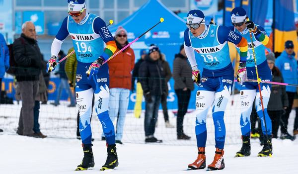 Team Igne kommer att sponsras av försäkringen Startklar på Vasaloppet nästa vinter. FOTO: Magnus Östh, Visma Skiclassics.