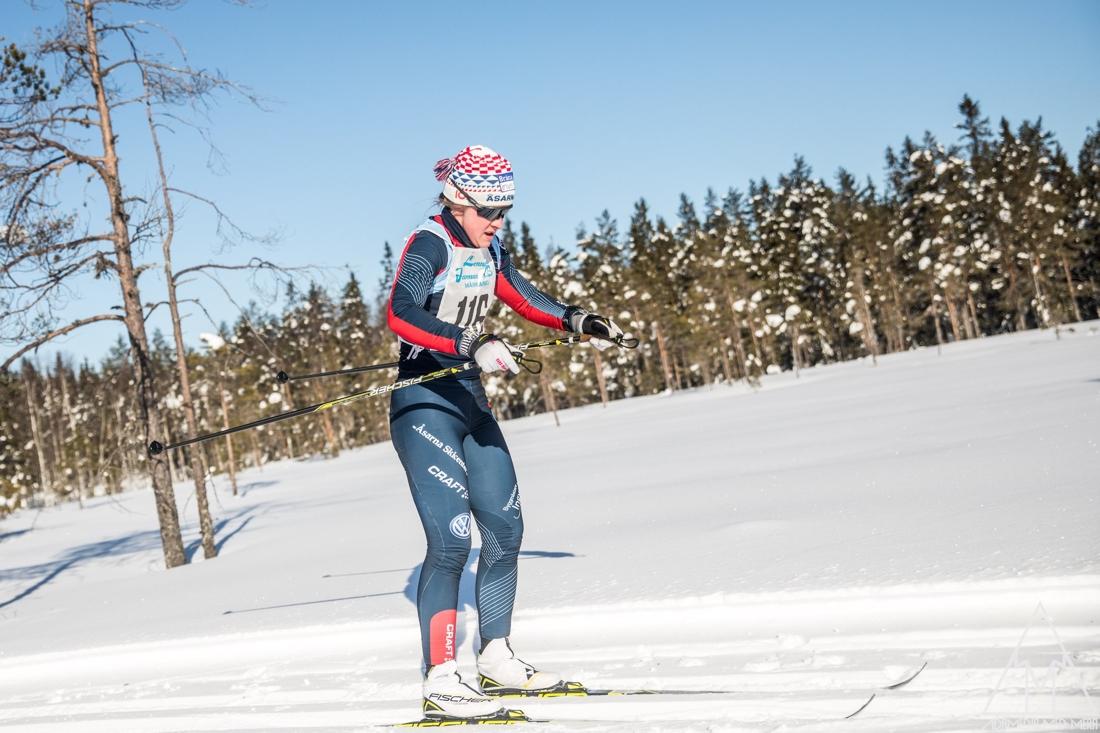 Lisa K Svensson var snabbast av tjejerna i fjol och är favorit igen. FOTO: AdaMedia Med Mera.