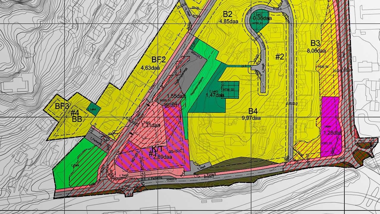 a6018dde Reguleringsendring for næringsområde Elgjebakken - Sjukehusveien ...