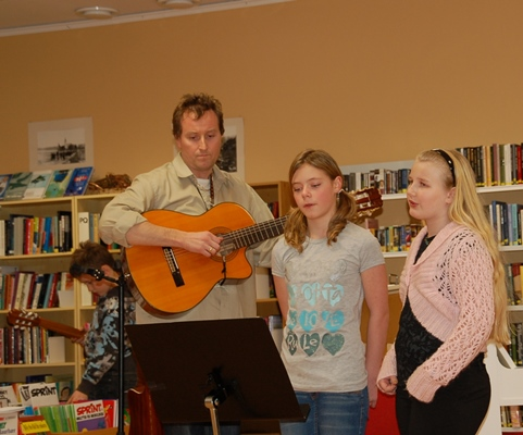 Bibliotekkonsert 2007