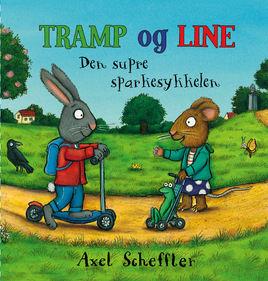 Scheffler Tramp og Line; Den supre sparksykkelen