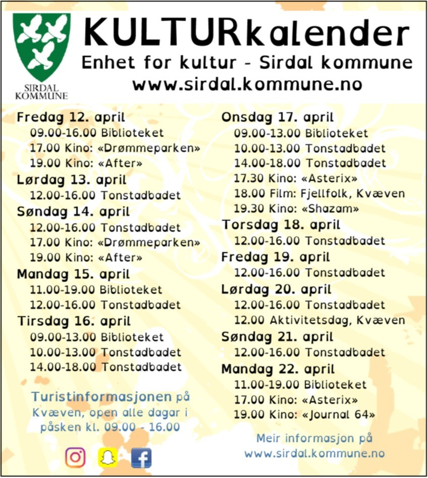 Bildeplakat Kulturkalender Påsken 2019.jpg
