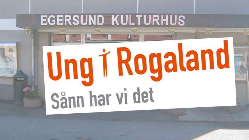 Ung i Rogaland
