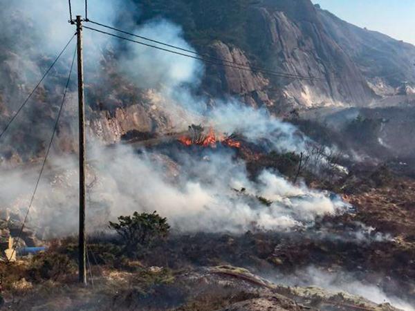 Brann i Sokndal