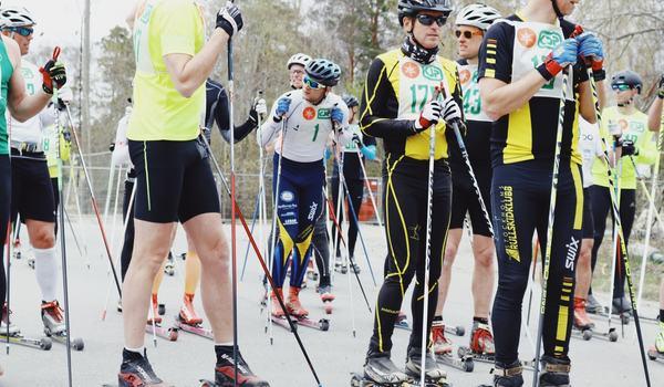 Snart drar tredje säsongen av Snö & Tö Rullskidstour igång. FOTO: Snö & Tö.