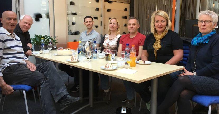 besøk fra Latvia-web