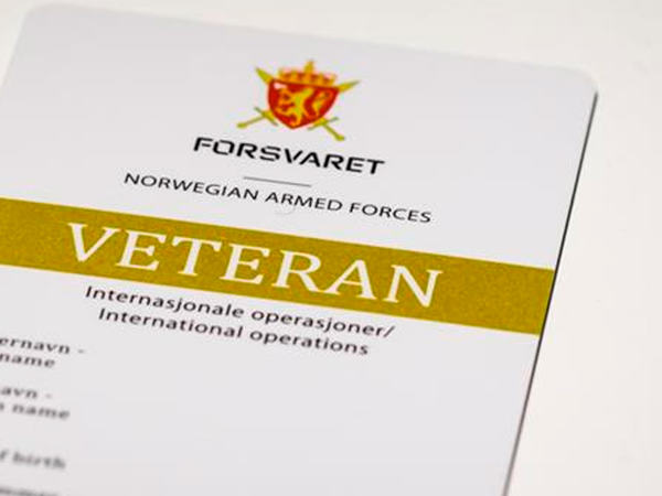 Veterankort
