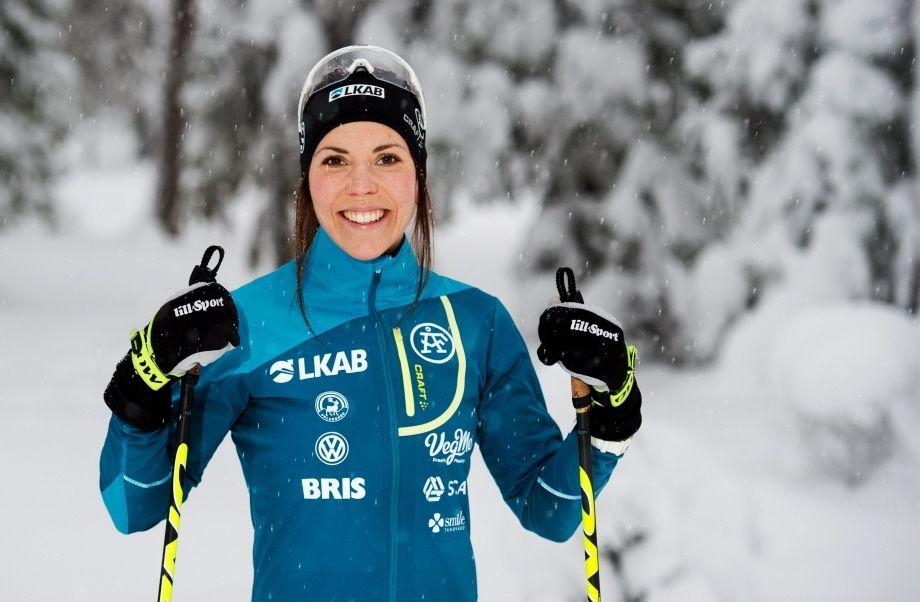 Unga idrottare i åldern 14-20 år från Norrland kan söka Charlotte Kalla-stipendiet.