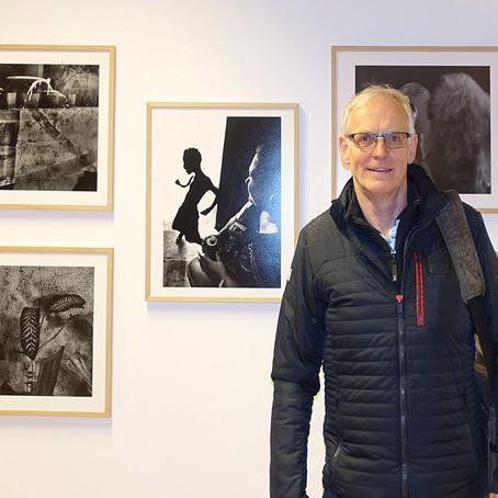 Knut Rune Johansson er årets Director's Choice i Kristiansund. Foto: Arne Kjeldstadli