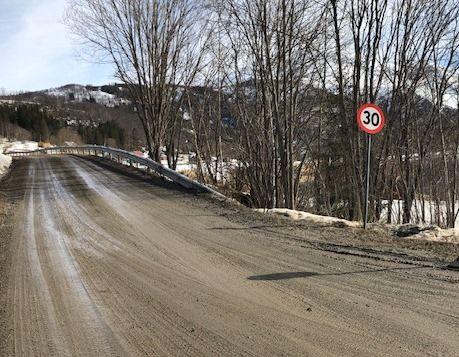 Vei til Lappelv