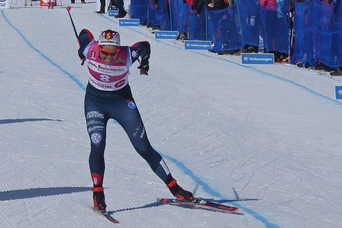 Efter en lång och framgångsrik karriär har Ida Ingemarsdotter bestämt sig för att avsluta elitsatsningen. Här är Ida vid Supersprinten i Ramundberget häromveckan. FOTO: Johan Trygg/Längd.se.