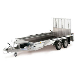 Maskinhenger 3500 kg IWT GX105HD