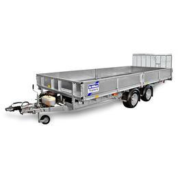 Vippeplanshenger 3500 kg IWT CT167
