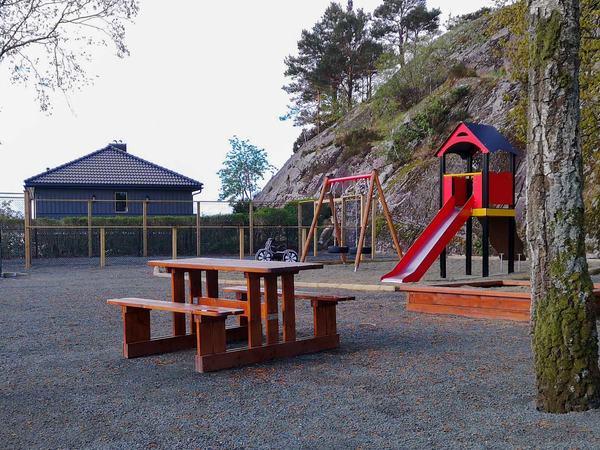 Lekeplass på Skrivarsfjell