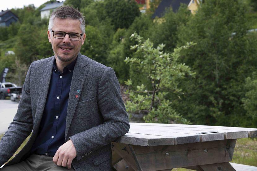 Anders Lindstrøm, ny stilling, sektorleder, ansettelse, Nye Steinkjer, sektor barnehage, oppvekstetaten, kommune