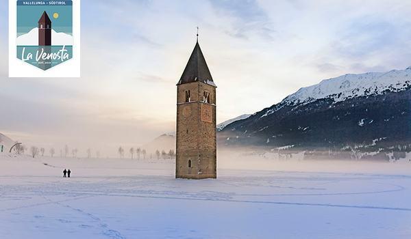 La Venosta blir en ny bekantskap i Visma Ski Classics kommande vinter. Loppet går 14 december i Venostadalen i norra Italien. FOTO: Frieder Blickle.