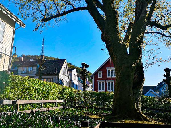 Parken og Varberg