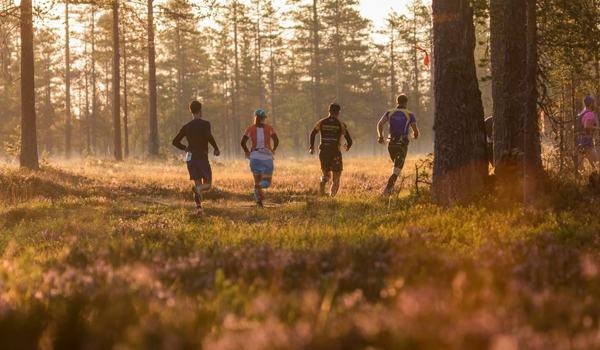 Craft och Vasaloppet fortsätter att samarbeta. Nu utökas samarbetet till att även gälla löparskor. FOTO: Vasaloppet.
