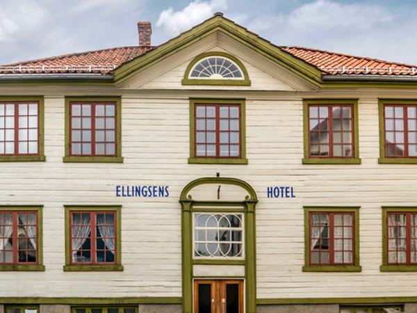 Ellingsens hotell