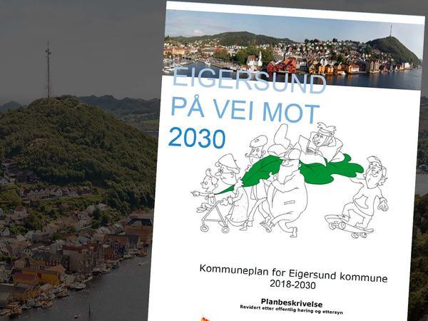 Kommuneplan 2018 - 2030