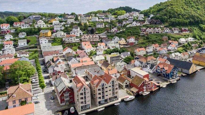 Boliger i Egersund