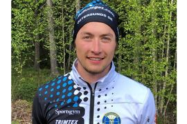 Vassa sprintåkaren Adam Persson är en av Östersunds SK:s nyförvärv inför kommande vinter. Adam tar också med sig bror Erik från småländska IF Hallby SOK till jämtlandsklubben. FOTO: Östersunds SK.