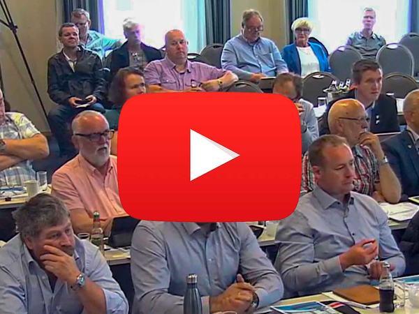 Kommunestyret på Youtube