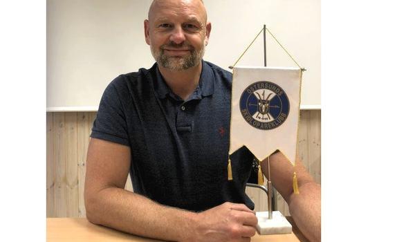 Anders Edvinsson valdes till ny ordförande Östersunds SK på tisdagskvällen.