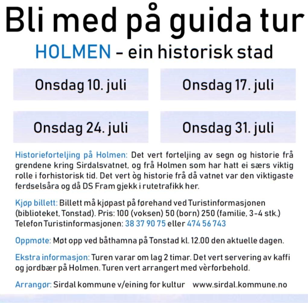 NY Bildeplakat Guida tur Holmen 2019.jpg