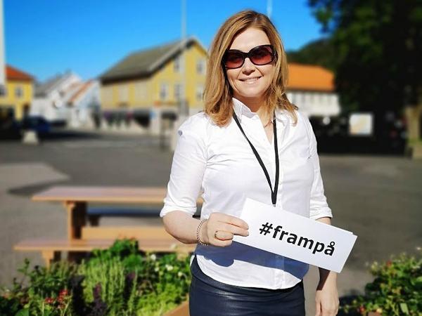 frampå - rådmann Gro Anita Trøan