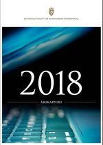 Årsrapport 2018 forside