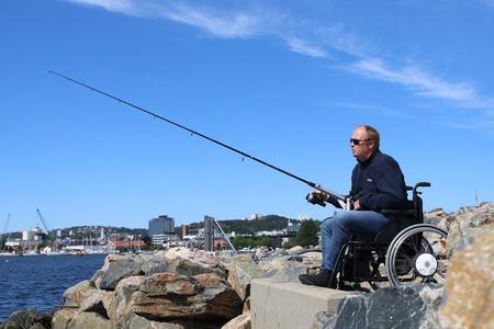Bilde av Freddy Ulvseth. Foto: Heather Ørbeck Eliassen / NRK