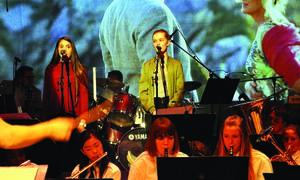 ABBA-konsert