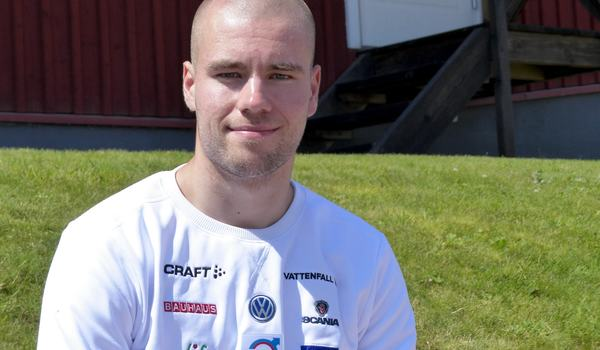 Viktor Thorn har fått en nytt diskbråck och måste genomföra en ny ryggoperation. FOTO: Johan Trygg/Längd.se.