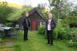 Knut og Terje Rune