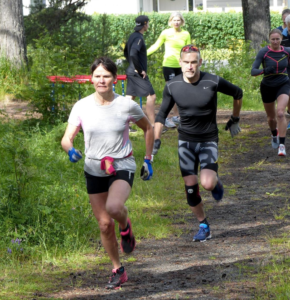 Eleonor Öhström. FOTO: Johan Trygg/Längd.se.