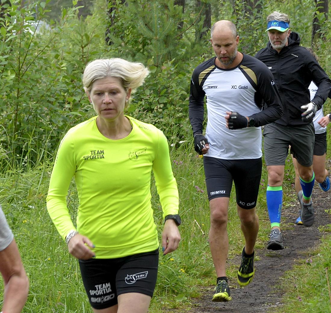 Ingemo Ilander. FOTO: Johan Trygg/Längd.se.