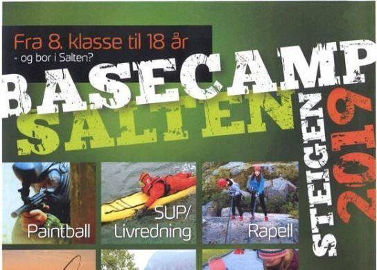 Basecamp Salten 2019