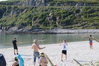 Barnas dag i Sandvika.