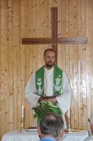 Gudstjeneste på Breivik 2019