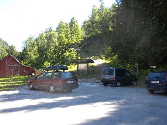 Øvre innfallsport til Rago