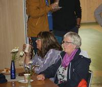 Kåseri på Sørvær samfunnshus 2019